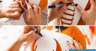 40 free pumpkin templates for printing + carving instructions