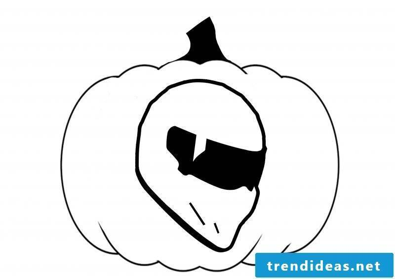 The kids love Pumpkin Templates with Super Heroes
