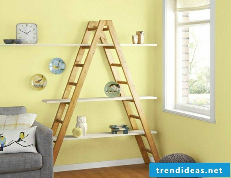 Wall design Ideas Living room Color Light blue