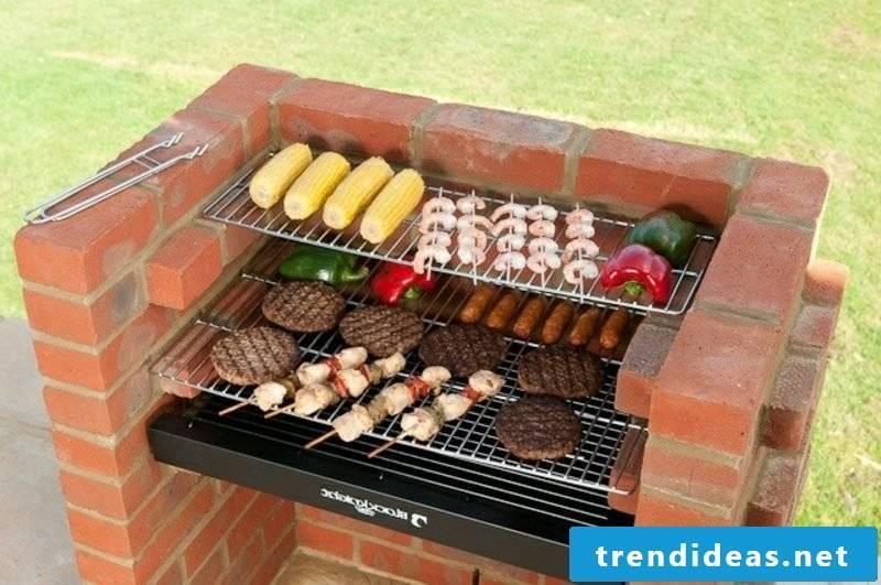 DIY barbecue