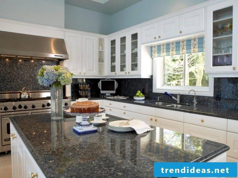 Kitchen Tops Granite Design