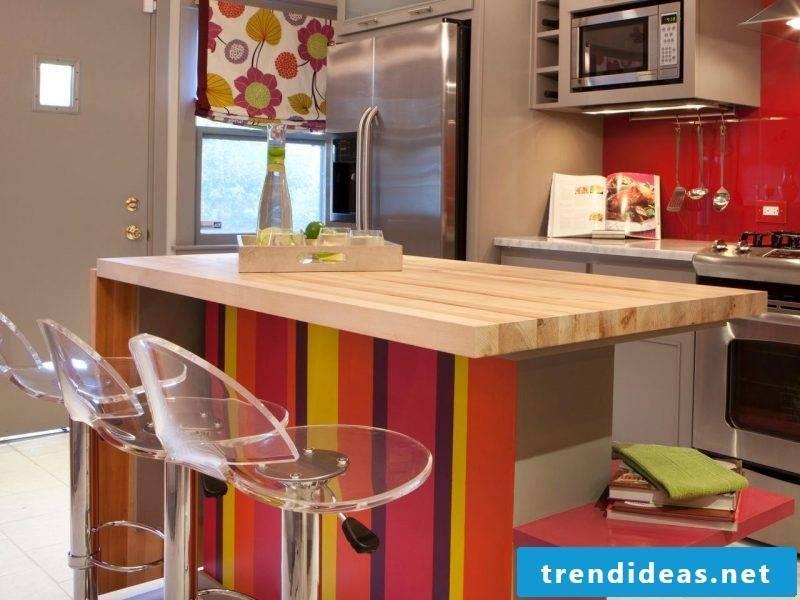 Wooden kitchen tops for budget kitchen