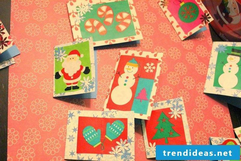 Nicholas gifts cards for Christmas