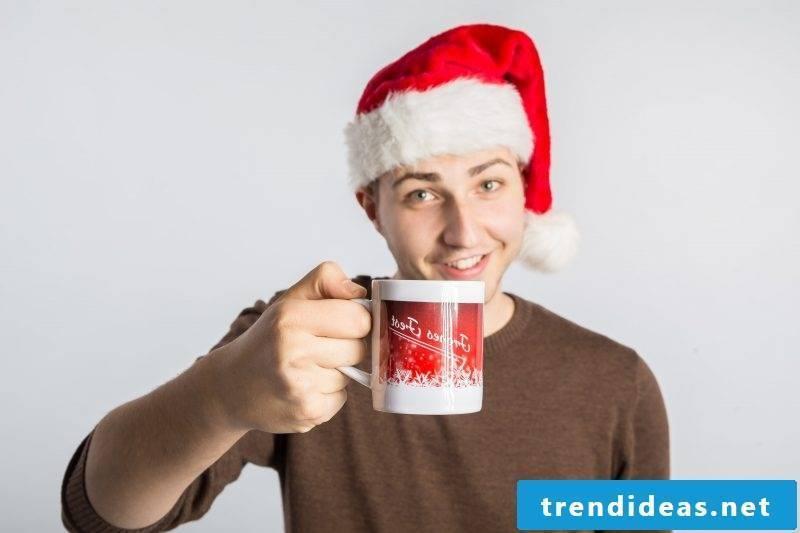 Nicholas gifts printed mug