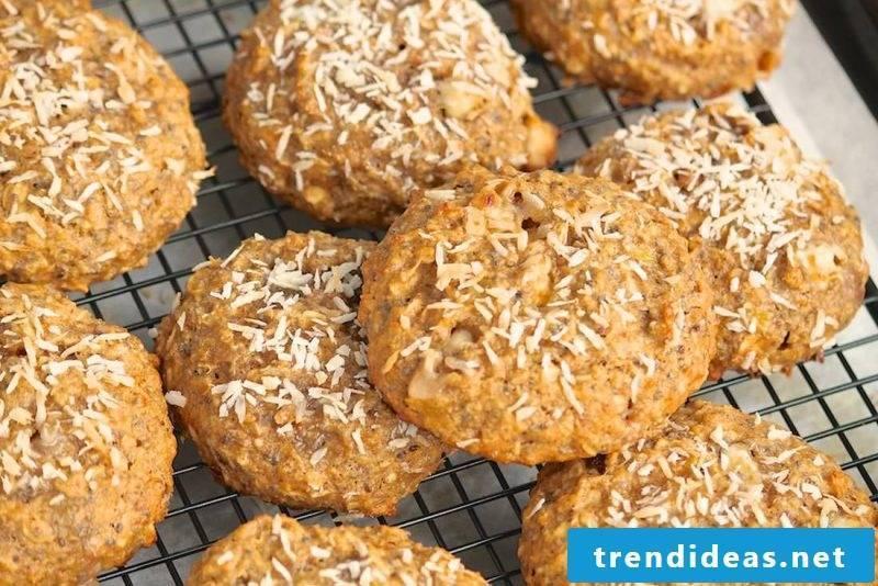 Quinoa breakfast biscuits