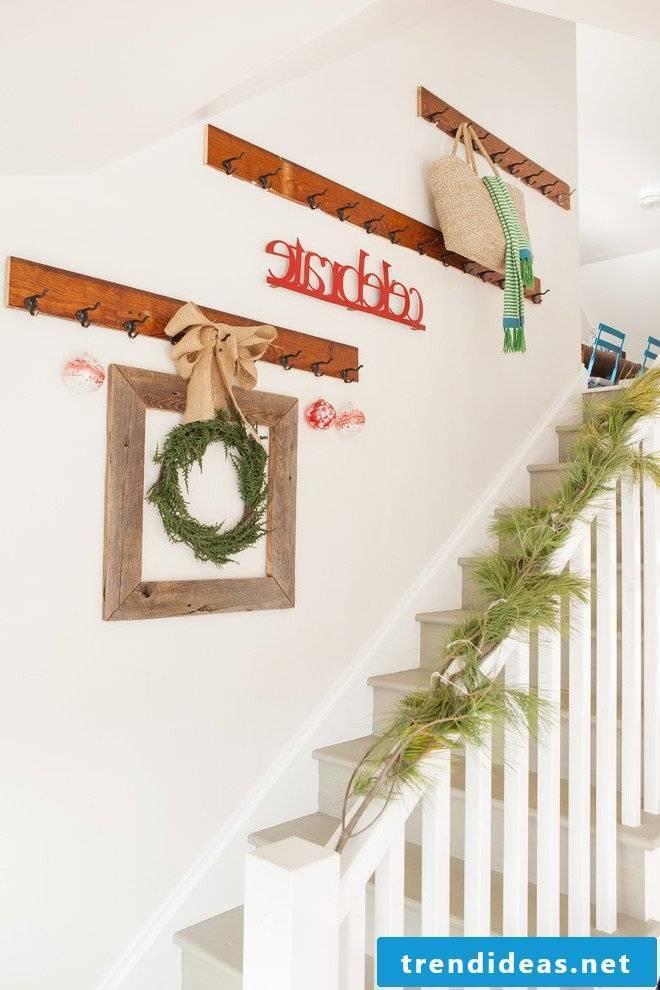 Stair rails yourself build DIY ideas