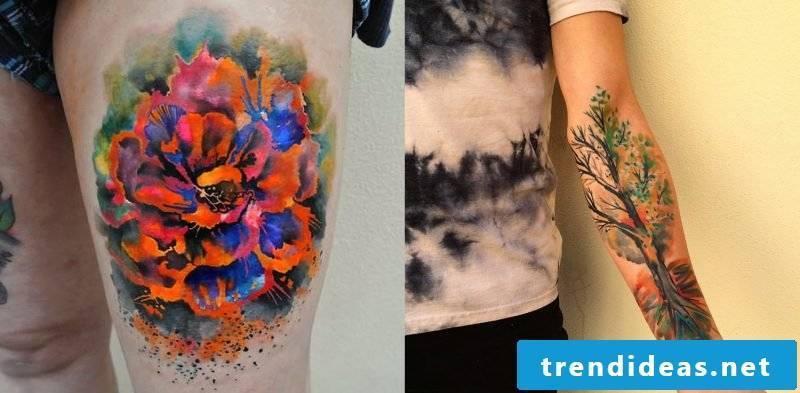Tattoos of Ondrash are art