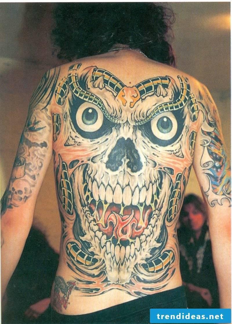 Tattoos of Hanky Panky