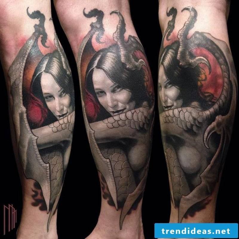 Tattoobilder by Nick Morte