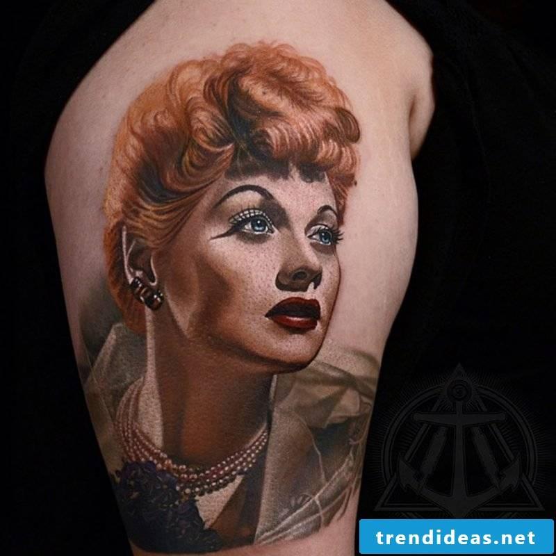 Tattoos Images of Hurtado