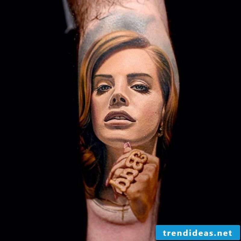 Tattoobilder of Hurtado