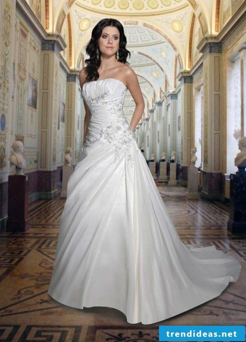 interesting wedding dress bridal fashion