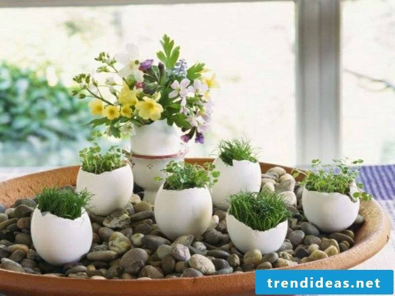 creative white vases for table decorations