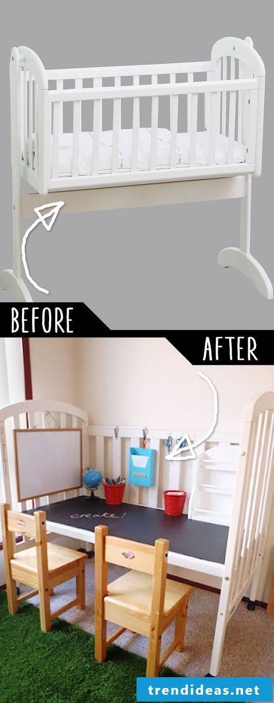 Do it yourself hacks DIY furniture