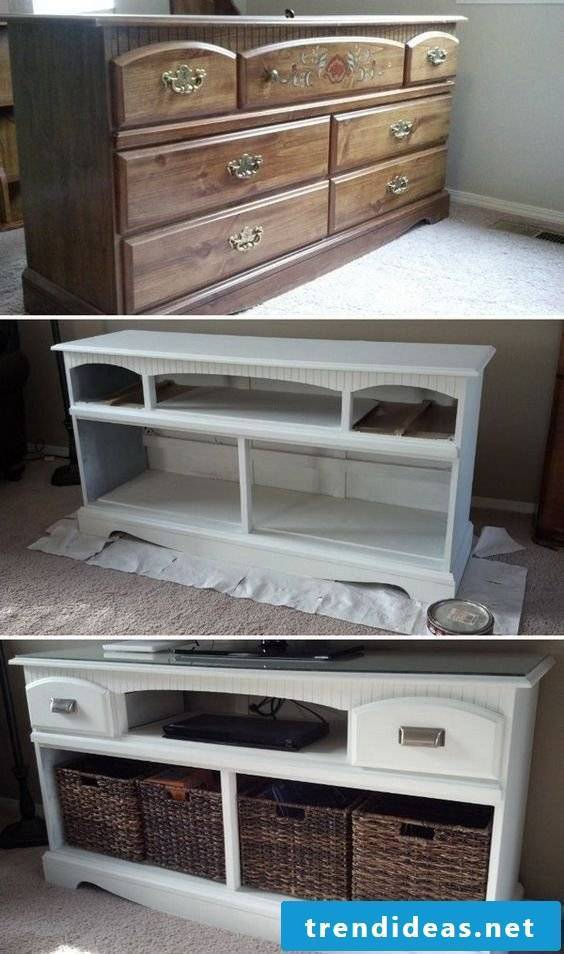 Do it yourself: refresh old furniture