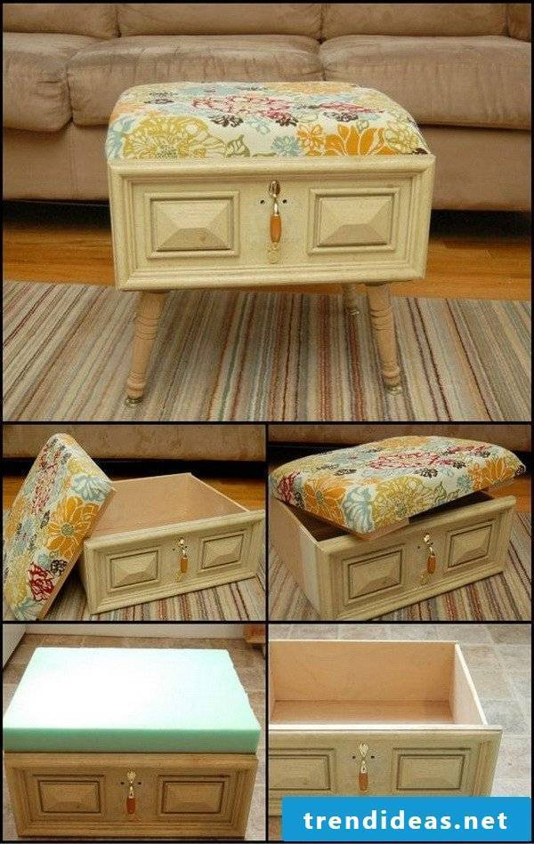 Do it yourself: build a coffee table yourself