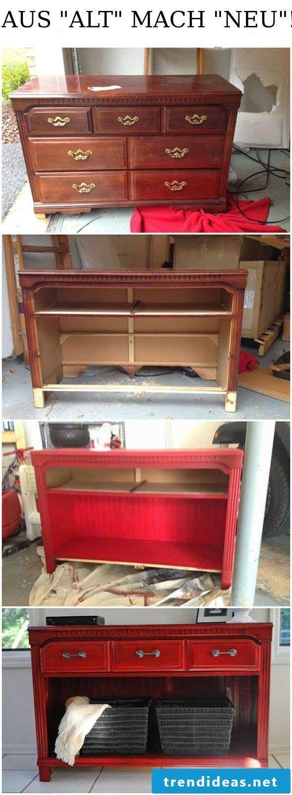 Do it Yourself Hacks: Turn old into new!