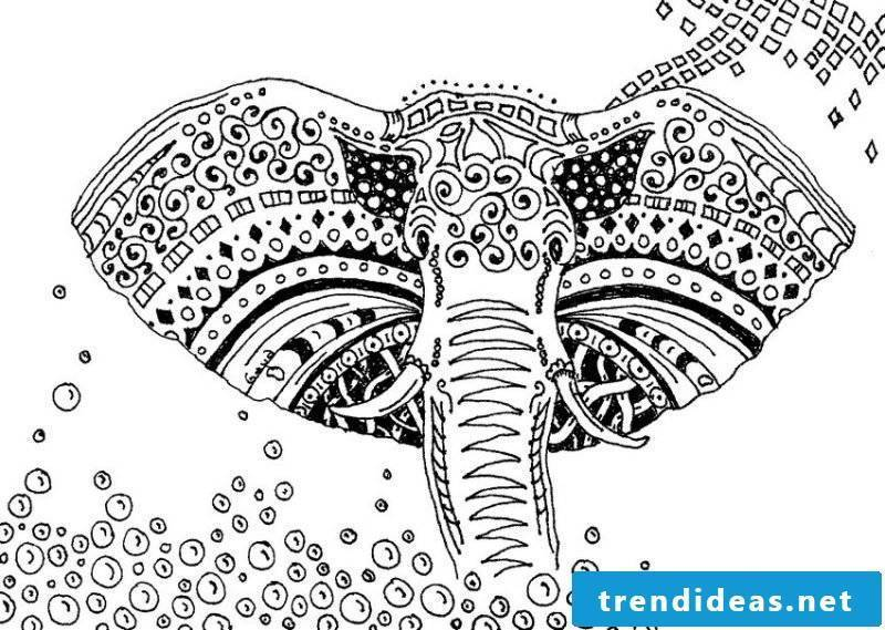 Relax with my coloring pictures for free