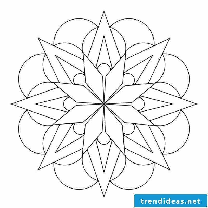 mandala templates inner order