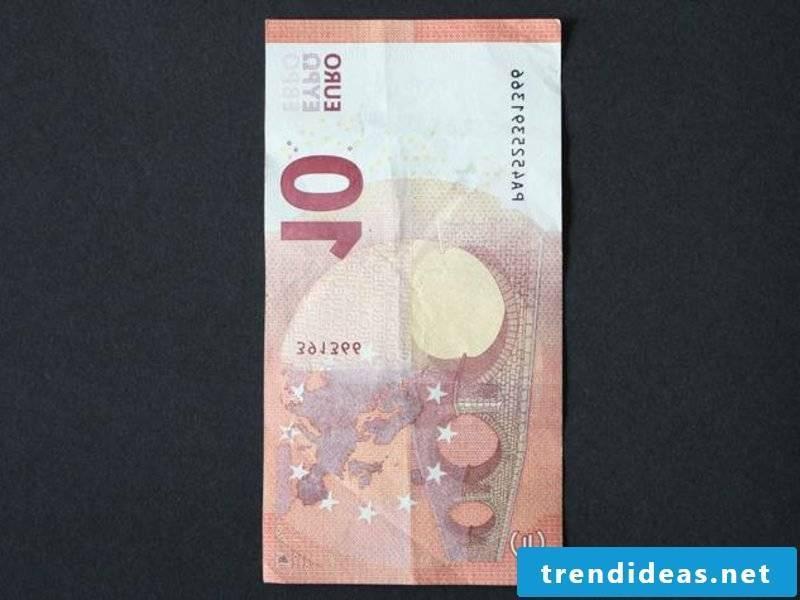 Banknote 10 euros