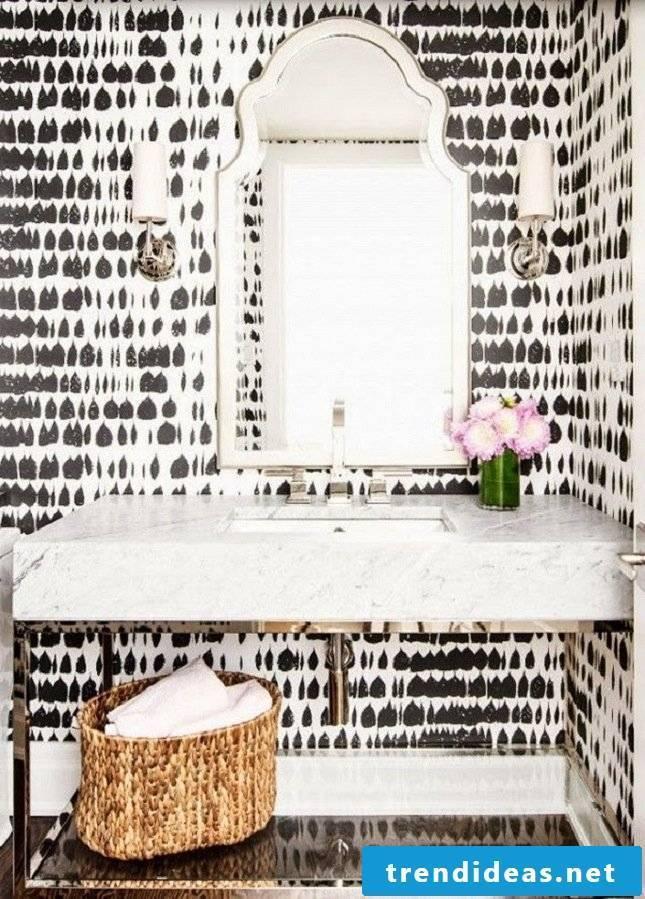wall wallpaper luxury bathroom ideas modern bathroom ideas