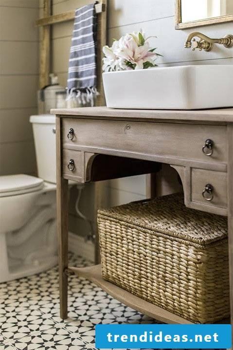 vintage buffet bathroom ideas bathroom ideas