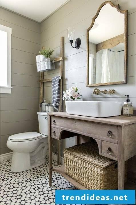 Bad ideas make rustic bathroom ideas