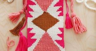 70 Creative wall design ideas and macrame wall hanging instructions!
