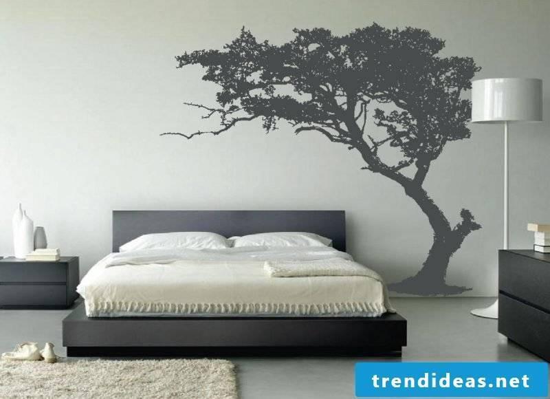 wall design bedroom rideen wall wallpaper