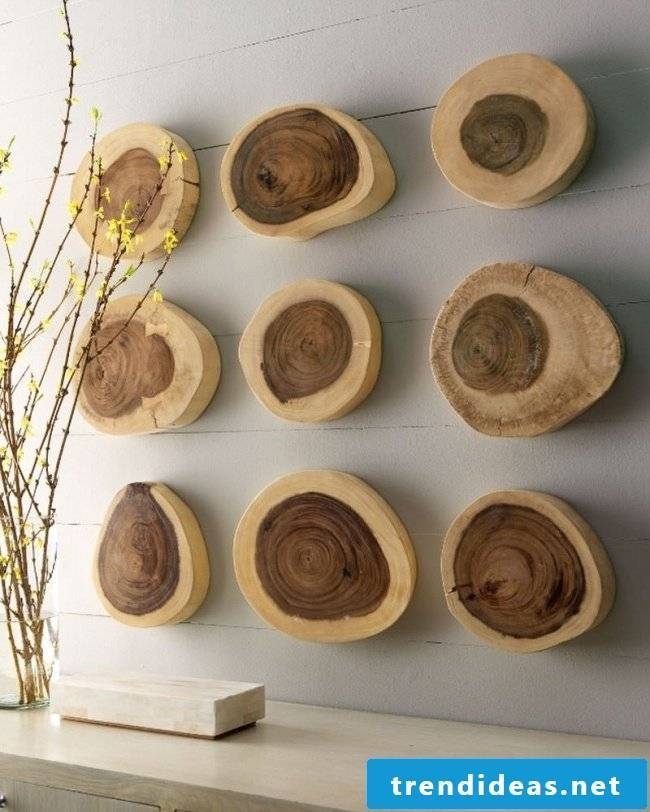 wall design ideas wood