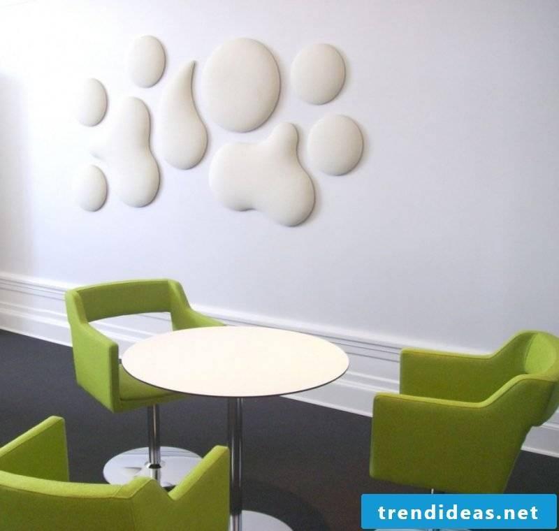 Living room wall design ideas 3d wall