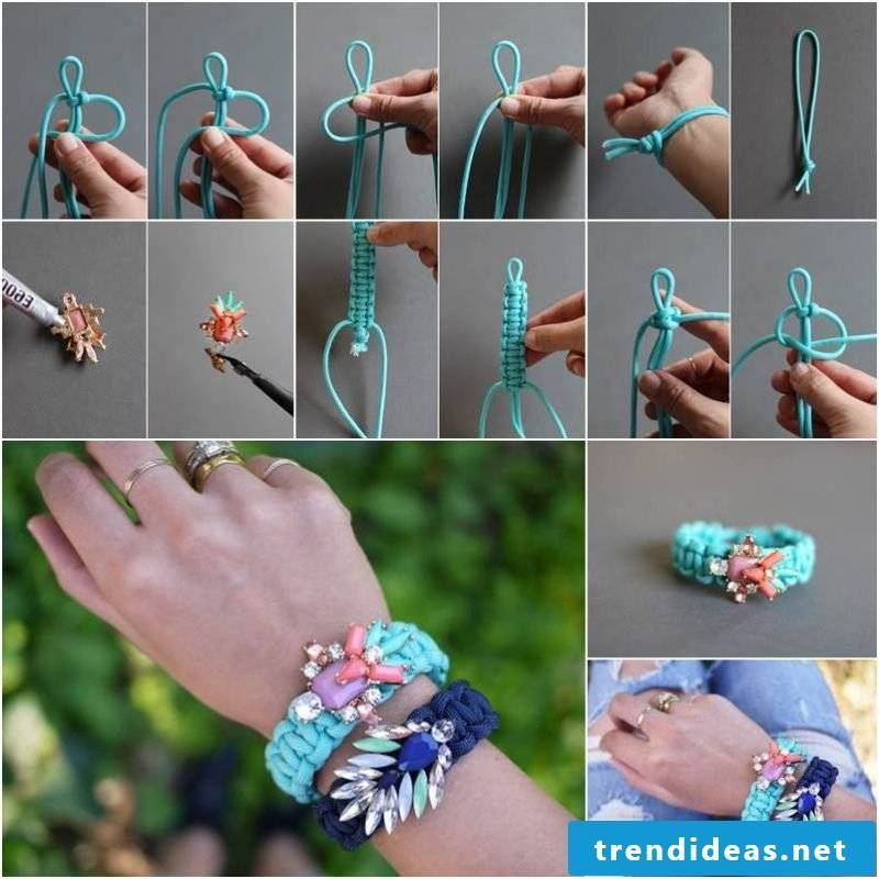 bracelets make creative