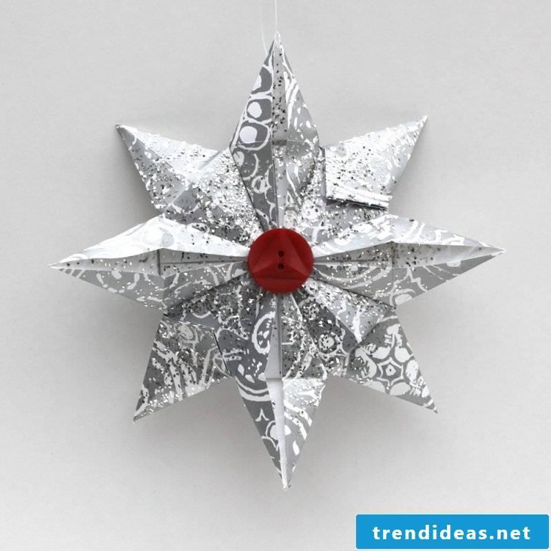 origami stars failed