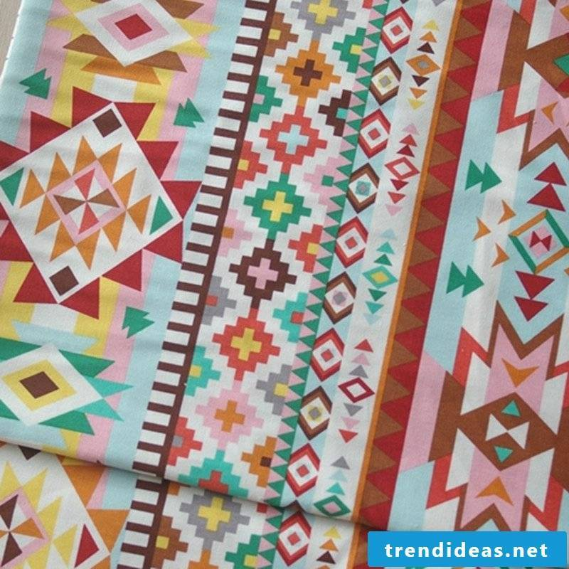 tablecloth near vintage linen
