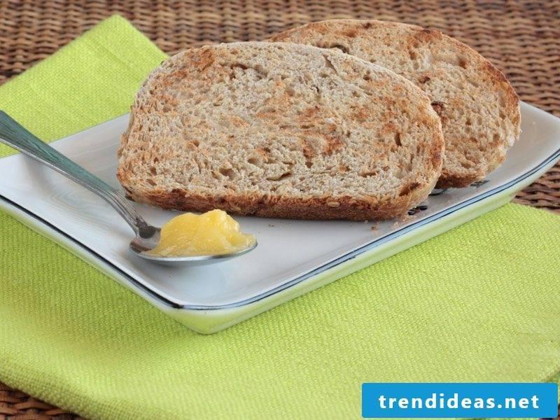 ghee make bread yourself