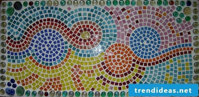 Mosaic original design