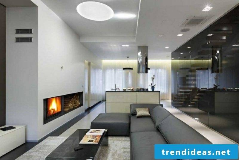 indirect lighting living room