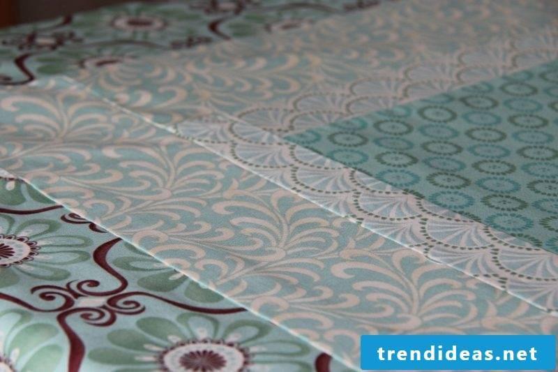 tablecloth near tablecloth