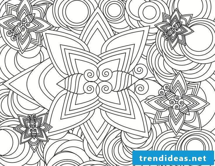 Express pictures for coloring for free