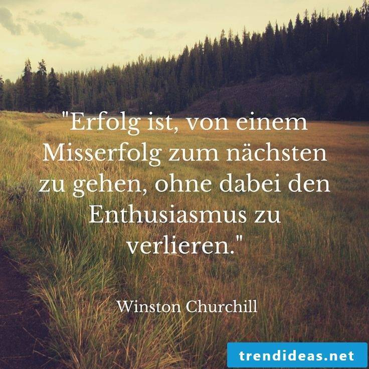 short wisdom churchill