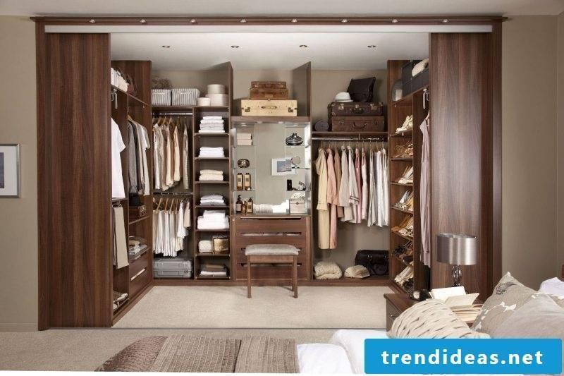 Wardrobe systems idea