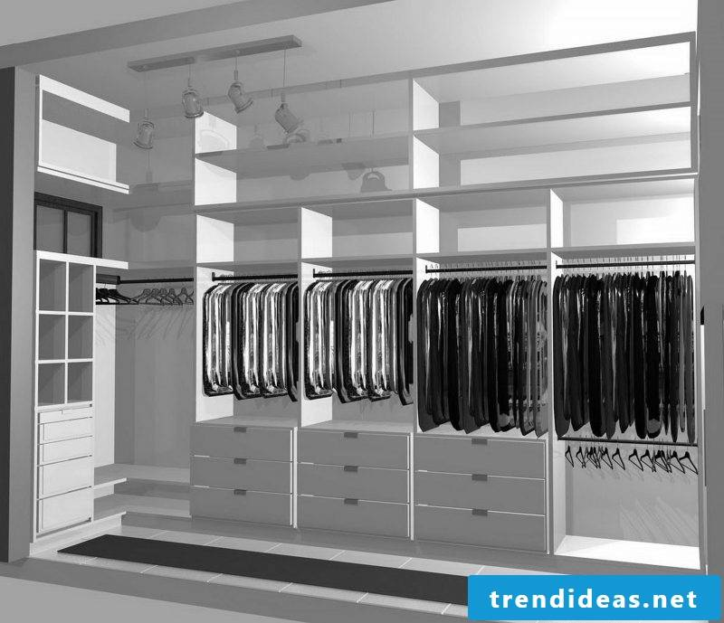 Wardrobe systems project