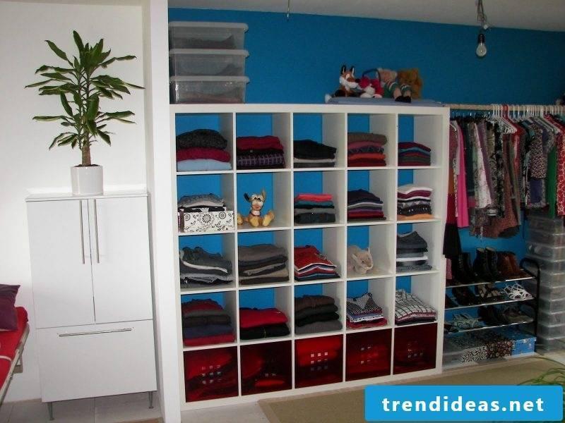 Wardrobe systems children's room