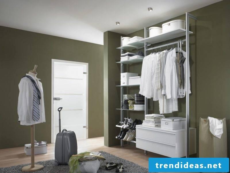 Wardrobe systems Small