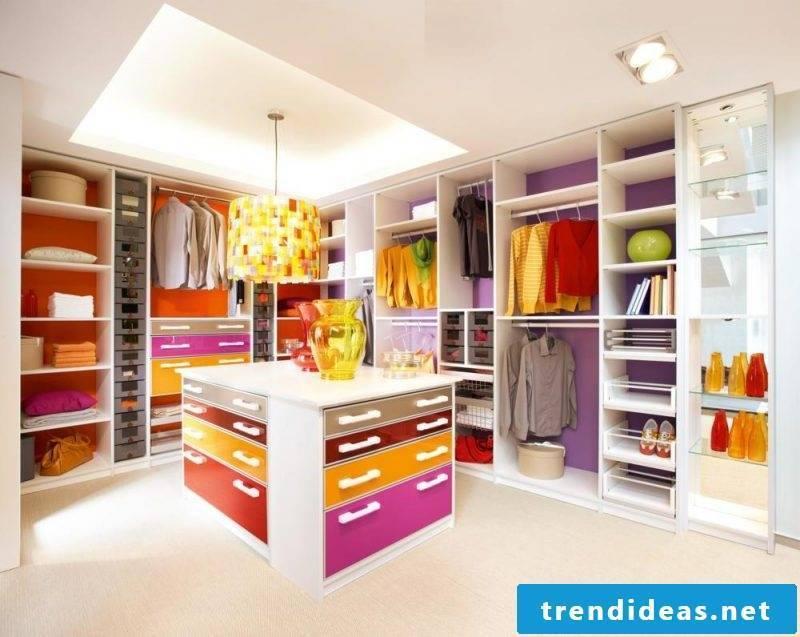 Wardrobe systems Multicolored
