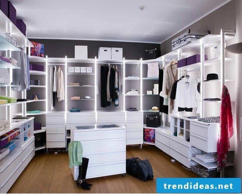 Wardrobe systems Modern