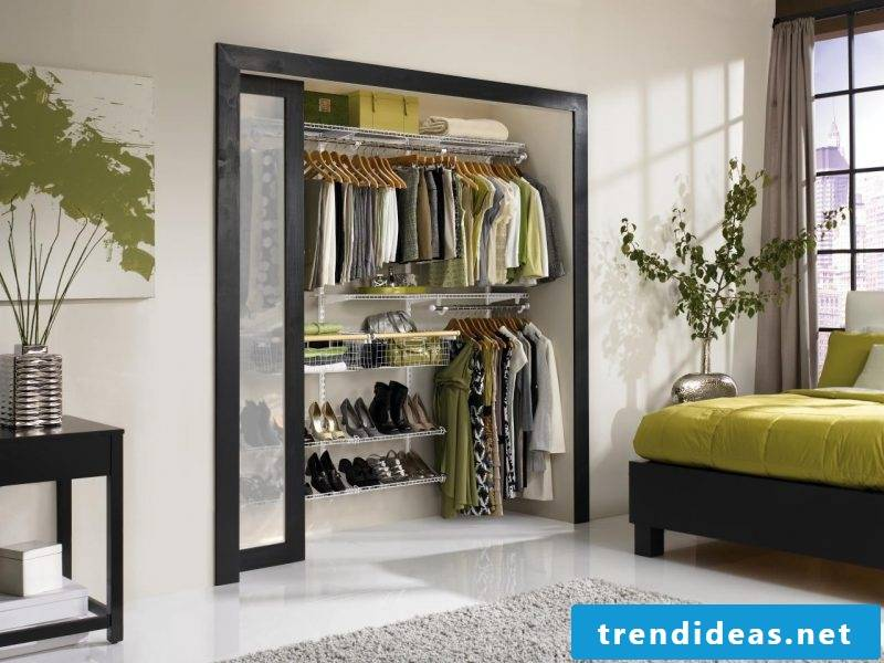 Wardrobe systems Glasture