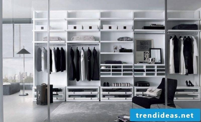 Wardrobe systems luxury