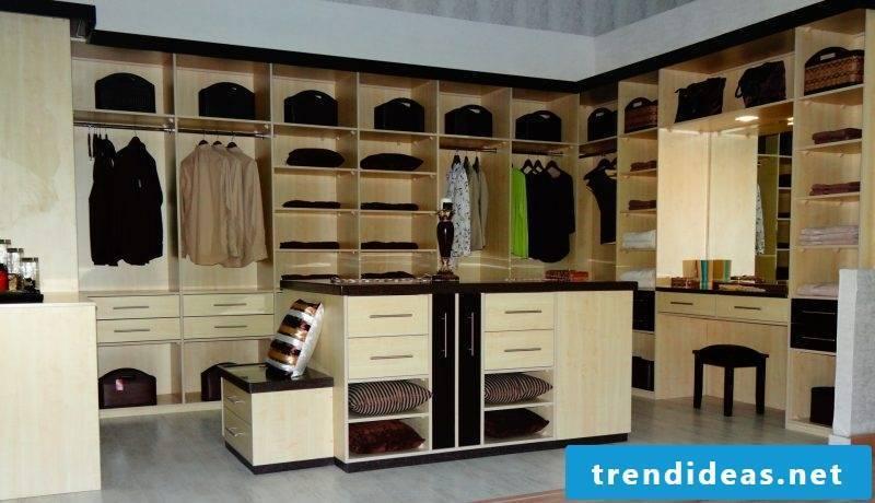 Wardrobe systems design