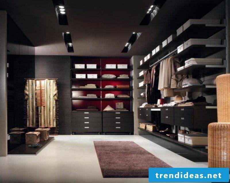 Wardrobe systems comfort